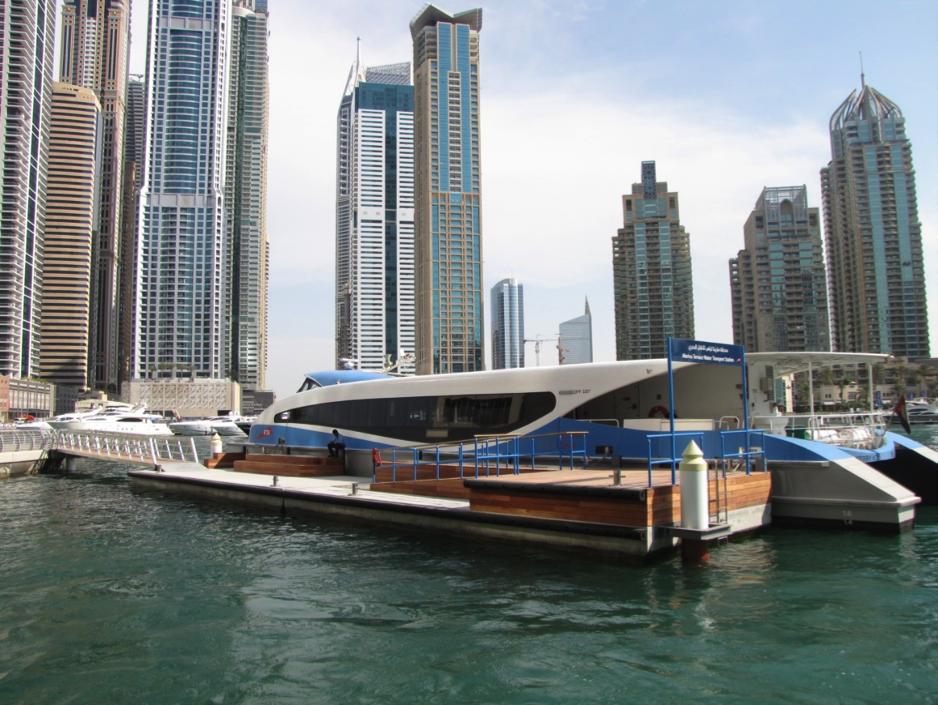 Marina Terrace Ferry Station 02
